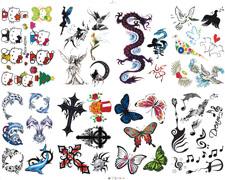 Üzleti tetoválás matricák